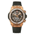 Hublot 411.OX.1180.RX.1904 Mens 18K King Gold Luxury Watches