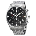 IWC Pilots Watches IW377704 Stainless Steel Luxury Watches
