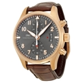 IWC Pilots Watches IW387803 Mens Slate Grey Luxury Watches