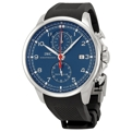 IWC Portuguese IW390213 Mens Blue Luxury Watches