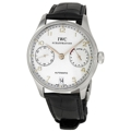 IWC Portuguese IW500114 White Dress Watches