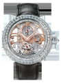 Jacob & Co. Crystal Tourbillion Cry1 Mens Hand Wind Luxury Watches