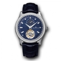 Jaeger LeCoultre Q1563580 Mens 18 Carat White Gold Luxury Watches