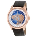 Jaeger LeCoultre Q8102520 Mens Blue Lacquer Luxury Watches