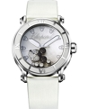 Ladies Chopard Happy Sport Dress Watches 288524-3004
