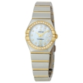 Ladies Omega Constellation Dress Watches 123.25.24.60.55.007