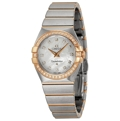 Ladies Omega Constellation Luxury Watches 12325276055001