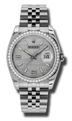Ladies Rolex Datejust Luxury Watches 116244SWSDAJ