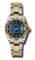 Ladies Rolex Datejust Luxury Watches 178273BLCAO