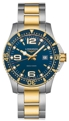 Longines HydroConquest L3.640.3.96.7 39 mm Luxury Watches