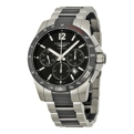 Longines L2.744.4.56.7 Mens Black Luxury Watches