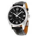 Longines L27994563 Mens Black Casual Watches