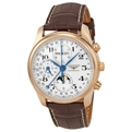 Longines Master Collection L2.673.8.78.3 40 mm Luxury Watches