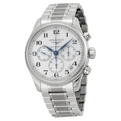 Longines Master Collection L2.693.4.78.6 Stainless Steel Dress Watches