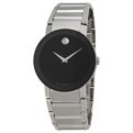 Mens Movado Sapphire Luxury Watches 0606092