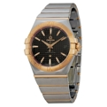 Mens Omega Constellation Luxury Watches 12320352001001