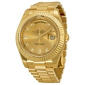 Mens Rolex Day-Date II Luxury Watches 218238CDP