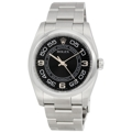 Mens Rolex Oyster Perpetual No Date Luxury Watches 116000BKCAO