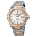 Mens Tag Heuer Aquaracer Casual Watches WAY2150.BD0911