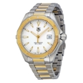 Mens Tag Heuer Dress Watches WAY1151.BD0912