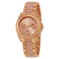Michael Kors Blair MK6175 Rose Gold-tone Stainless Steel Casual Watches