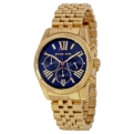 Michael Kors Lexington MK6206 Ladies Scratch Resistant Mineral Casual Watches