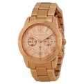 Michael Kors Mercer MK5727 Rose Gold-tone Stainless Steel Fashion Watches