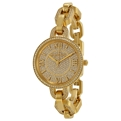Michael Kors MK3268 Ladies Gold-tone Stainless Steel Casual Watches