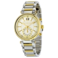 Michael Kors MK6225 Scratch Resistant Mineral Casual Watches