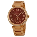 Michael Kors Skylar MK6086 Ladies Red Casual Watches