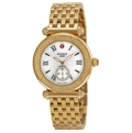 Michele Caber MWW16A000038 Gold-tone Stainless Steel Dress Watches