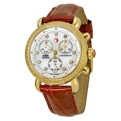 Michele CSX MWW03M000145 Ladies Gold-plated Stainless Steel Dress Watches