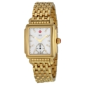 Michele Deco Mother of Pearl Dress Watches