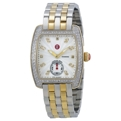 Michele MWW02A000558 Ladies Scratch Resistant Sapphire Dress Watches