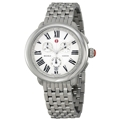 Michele Serein MWW21A000019 Ladies Silver-white Dress Watches