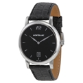Montblanc Star 108769 Mens Scratch Resistant Sapphire Dress Watches