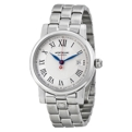Montblanc Star 111090 Mens Silver White Casual Watches