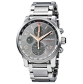 Montblanc Timewalker 107303 Mens Stainless Steel Casual Watches