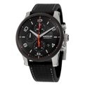 Montblanc Timewalker 112604 Mens Black Luxury Watches