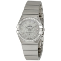 Mother of Pearl Omega Constellation 123.15.27.60.55.005 Dress Watches Ladies