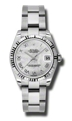 Mother of Pearl Rolex Datejust 178274MRO Luxury Watches Ladies