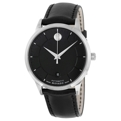 Movado 0606873 Mens Scratch Resistant Sapphire Casual Watches