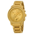 Movado 3600209 Ladies Gold Ion-plated Stainless Steel Casual Watches