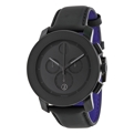 Movado Bold 3600089 Black TR90 Composite Sport Watches