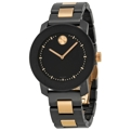 Movado Bold 3600183 Ladies Black Casual Watches