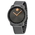 Movado Bold 3600325 Scratch Resistant K1 Mineral Dress Watches