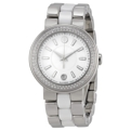Movado Cerena 606624 Ladies White Dress Watches