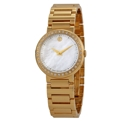 Movado Concerto 606422 Ladies Mother of Pearl Dress Watches
