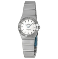Omega Constellation 123.10.24.60.02.001 Ladies 24 mm Luxury Watches