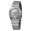 Omega Constellation 123.10.27.60.02.002 Ladies Silver Dress Watches